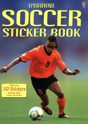Soccer Sticker Book (0746049137) by Harvey, G.