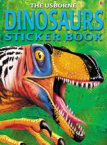 9780746049143: Dinosaur (Spotter's Sticker Books)
