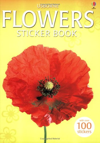 9780746049174: Flowers (Spotter's Sticker Books)