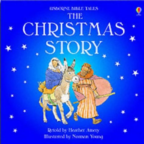 The Christmas Story Bible.9780746049327 The Christmas Story Usborne Bible Tales