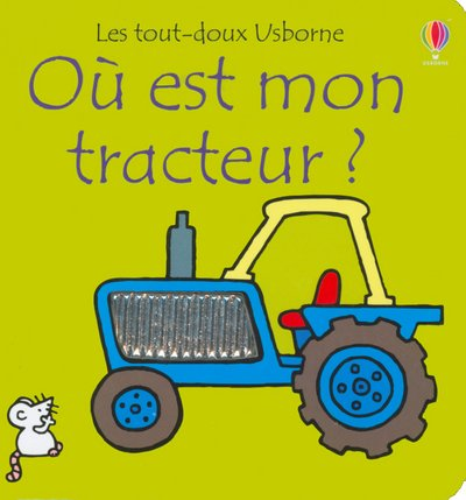 Où est mon tracteur ?: Watt, Fiona