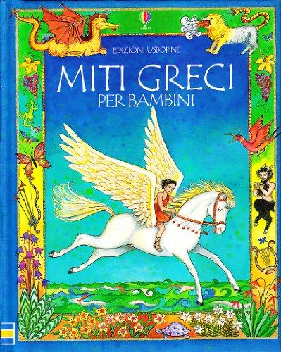 9780746050507: Miti greci per bambini