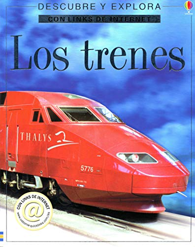 9780746050712: Los Treans (Trains Internet-Linked) (Discovery Program) (Spanish Edition)