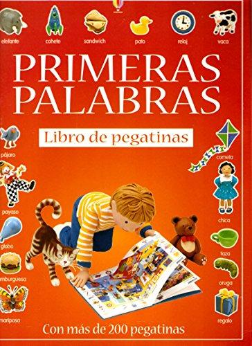 9780746050989: Primeras Palabras Libro de Pegatinas / Everyday Words in Spanish Sticker Book (Usborne Spotter's Sticker Books) (Spanish Edition)