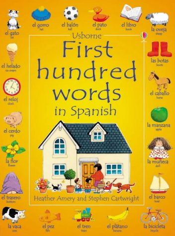 9780746051054: First 100 Words in Spanish
