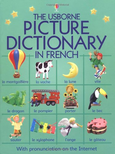 9780746051399: Usborne Picture Dictionary in French (Usborne Everyday Words) (English and French Edition)