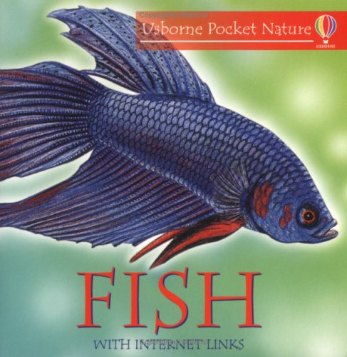9780746051511: Fish (Usborne Pocket Nature with Internet Links)