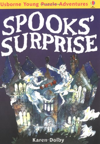 Spooks'Surprise (Usborne young puzzle adventures)
