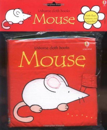9780746051863: Mouse (Usborne Cloth Books)