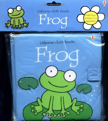 9780746051887: Frog (Cloth Books)