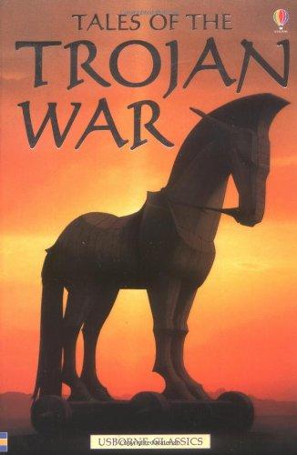 9780746052013: Tales of the Trojan War (Usborne classics)