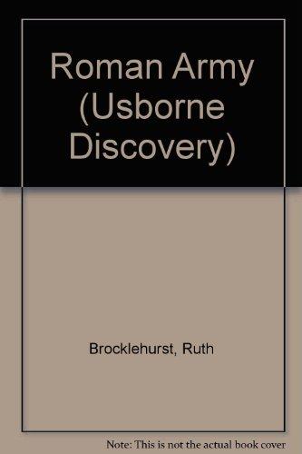 9780746052051: Roman Army (Usborne Discovery)