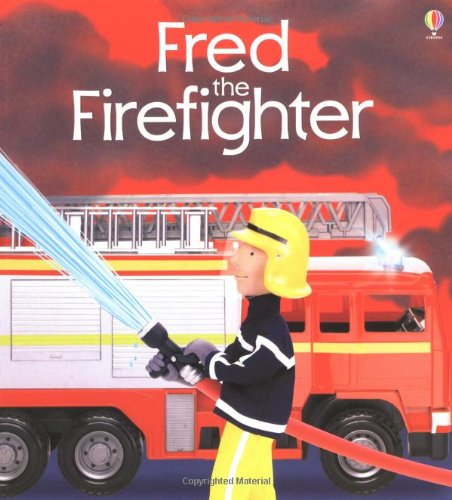 9780746052266: Fred the Fire-fighter (Jobs People Do)
