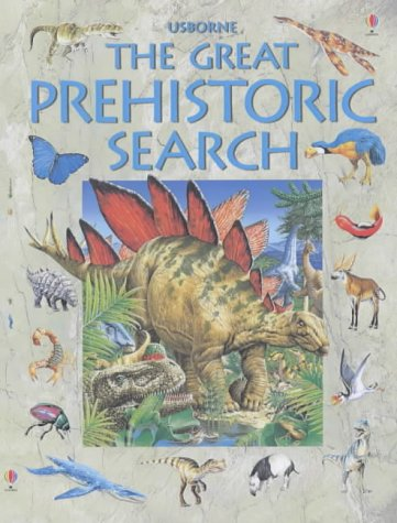 9780746052273: Great Prehistoric Search (Usborne Great Searches)