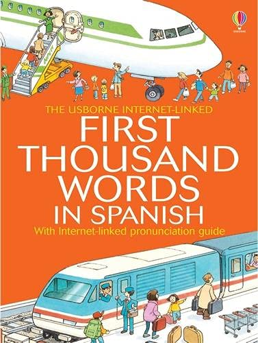9780746052464: First 1000 Words: Spanish (First Thousand Words Mini)
