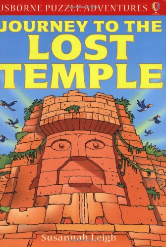 Journey to the Lost Temple (Puzzle Adventure): Susannah Leigh