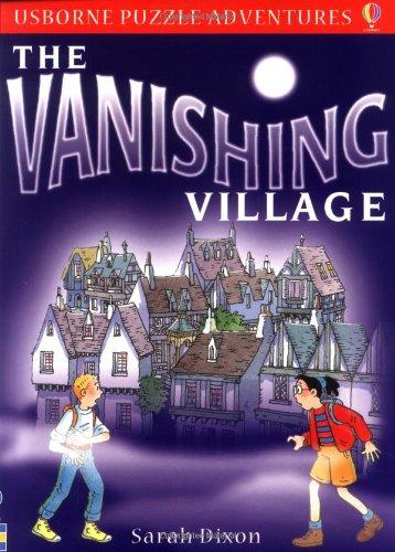 9780746052549: Puzzle Adventures The Vanishing Village