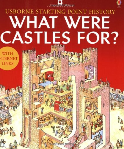 What Were Castles For? (Usborne Starting Point History): Cox, Phil Roxbee