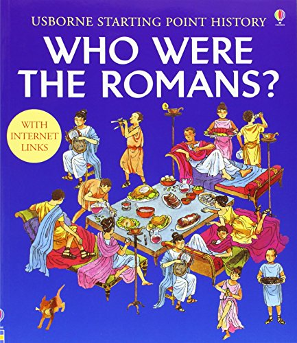 9780746052570: Who Were the Romans? (Starting Point History)