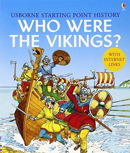9780746052587: Who Were The Vikings? (Starting Point History)