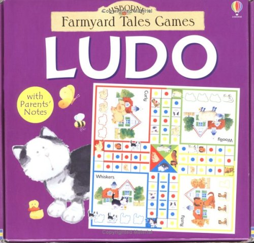 9780746052662: Ludo (Farmyard Tales Board Games)