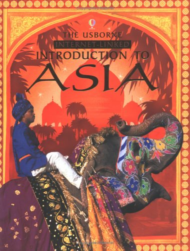 9780746052846: The Usborne Internet-linked Introduction to Asia