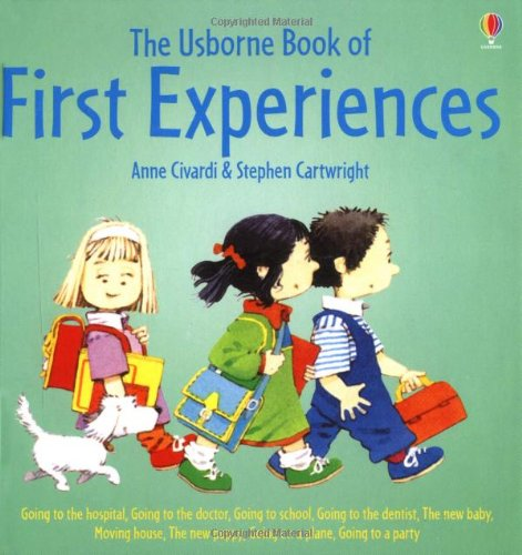 9780746052969: First Experiences (Usborne First Experiences)