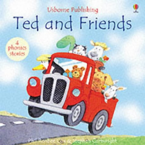 9780746053089: Ted and Friends (Usborne Easy Words to Read)