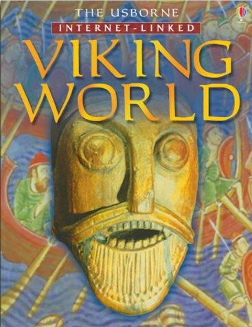 9780746053744: The Usborne Internet-linked Viking World