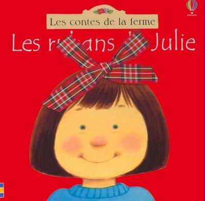 9780746053782: Les rubans de Julie