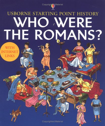 9780746054000: Who Were the Romans
