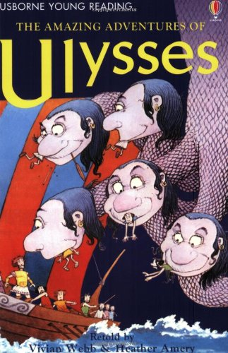9780746054116: Amazing Adventures of Ulysses (Usborne Young Reading Series 2)