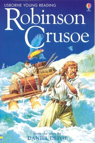 9780746054123: Robinson Crusoe (Young Reading)