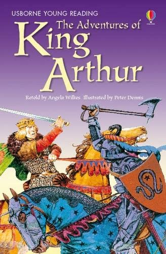 9780746054147: The Adventures of King Arthur (Young Reading)