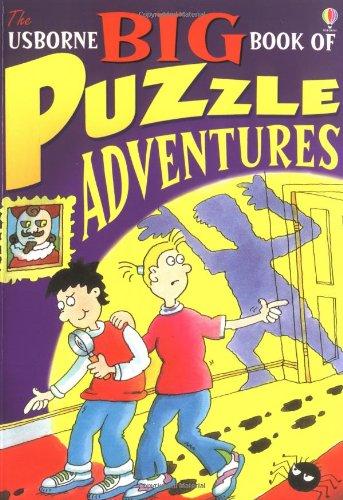 9780746054246: Usborne Big Book of Puzzle Adventures