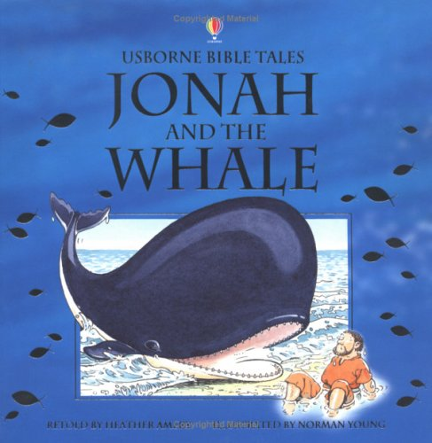 9780746054284: Jonah and the Whale (Usborne Bible Tales)
