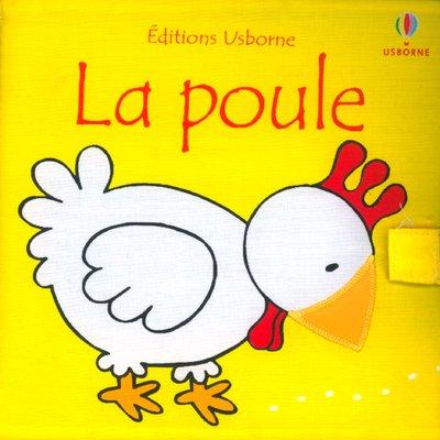 9780746055298: Poule (livre tissu)