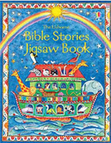 9780746055779: The Usborne Bible Stories Jigsaw Book
