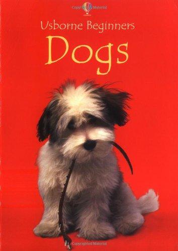 9780746055892: Dogs (Usborne Beginners Series)