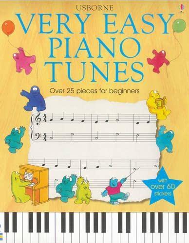 9780746056226: Very Easy Piano Tunes (Activities)