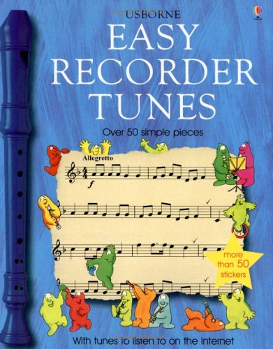 9780746056264: Easy Recorder Tunes (Activities)