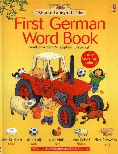 9780746056370: Farmyard Tales: First Words in German (Farmyard Tales Flashcards)