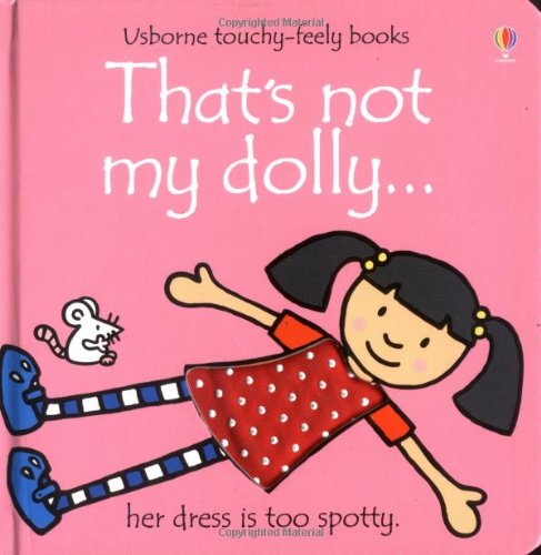 9780746056615: That's Not My Dolly (Usborne Touchy-Feely Books)