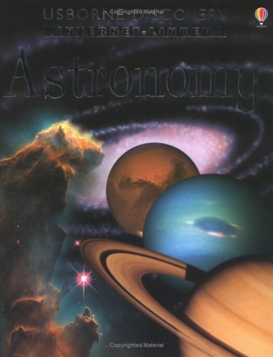 9780746056745: Internet-linked Astronomy (Usborne Discovery)