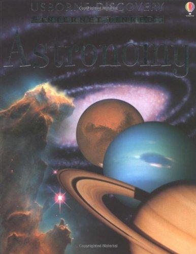 9780746056752: Internet-linked Astronomy (Usborne Discovery)