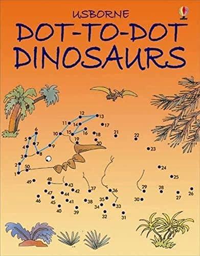 9780746057148: Dot-to-dot Dinosaurs