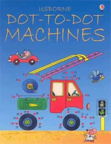 9780746057193: Dot-to-Dot Machines