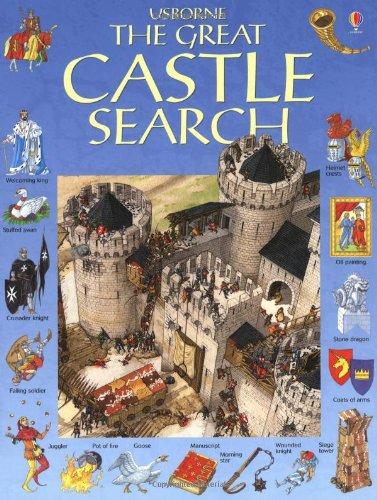 9780746057537: Great Castle Search
