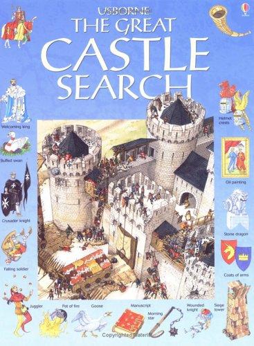9780746057544: Great Castle Search