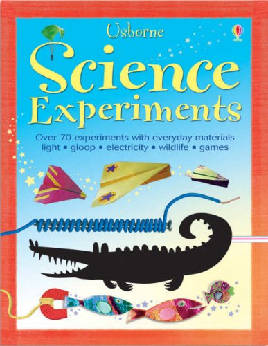9780746057575: Book of Science Experiments